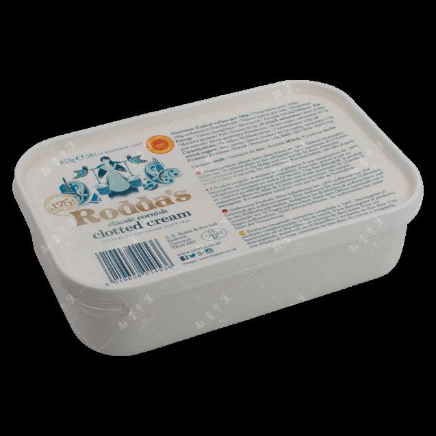 Clotted Cream Dover (Frozen) 德文郡凝脂奶油 (冷凍) 453G/PKT
